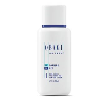 Obagi Nu-Derm Foaming Gel - For Normal/Oily Skin